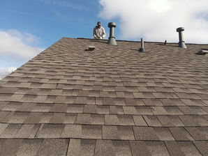 Shingle roofs by The Art of Home Improvement, LLC